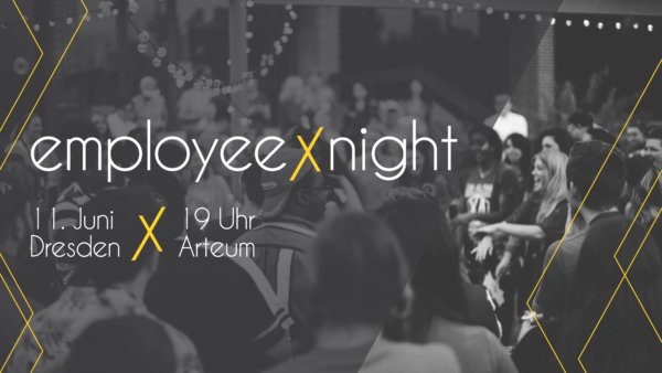 Save the Date: Employee Experience Night in Dresden